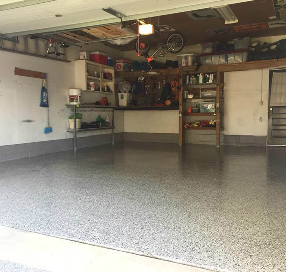 Garage Floor Epoxy Plano